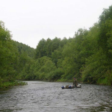 Сплавы и летняя рыбалка — р. Низьва